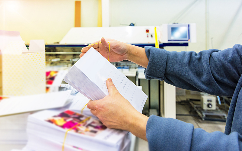 Top 5 Reasons Your Business Needs a Local Printing Partner