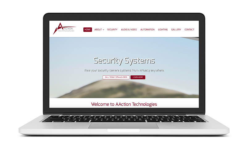 New Website Launch: A Action Technologies
